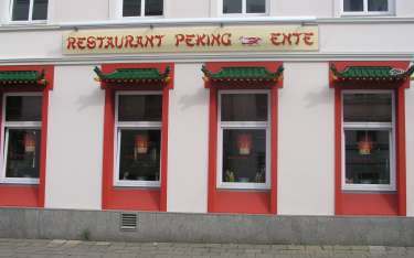 Chinarestaurant Peking Ente