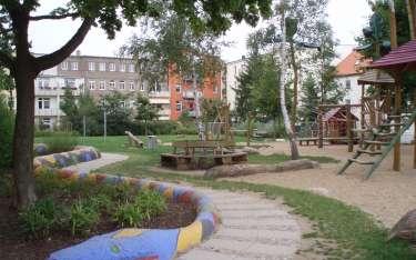 Spielplatz Müllerstraße