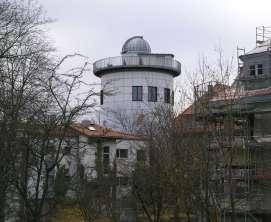 Planetarium und Sternwarte