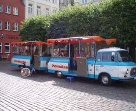 Petermännchen Stadtrundfahrten